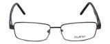 Big and Tall Designer Eyeglasses Big-And-Tall-5-Gunmetal in Gunmetal 58mm :: Rx Bi-Focal