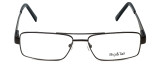 Big and Tall Designer Reading Glasses Big-And-Tall-2-Gun-Black in Gun Black 60mm