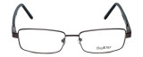 Big and Tall Designer Reading Glasses Big-And-Tall-5-Gunmetal in Gunmetal 58mm