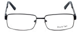Big and Tall Designer Reading Glasses Big-And-Tall-6-Matte-Black in Matte Black 61mm