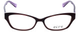 Ecru Designer Eyeglasses Ferry-033 in Blush 53mm :: Rx Bi-Focal