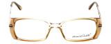 Gloria Vanderbilt Designer Eyeglasses GV772-097 in Tan 52mm :: Rx Bi-Focal