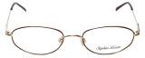 Sophia Loren Designer Eyeglasses SL-M171-963 in Burgundy/Gold 50mm :: Rx Bi-Focal