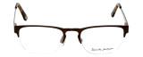 Randy Jackson Designer Eyeglasses RJ1026-183 in Brown 50mm :: Rx Bi-Focal