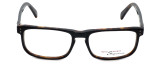 Randy Jackson Designer Eyeglasses RJ3013-021 in  Black 55mm :: Rx Bi-Focal