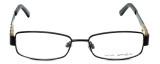 Via Spiga Designer Eyeglasses Lalia-500 in Black 52mm :: Rx Bi-Focal
