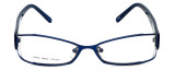 Moda Vision Designer Eyeglasses FG6501E-BLU in Blue 53mm :: Rx Bi-Focal