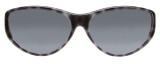 Jonathan Paul® Fitovers Eyewear Medium Chic Kitty in Black Cheetah & Grey CK001S