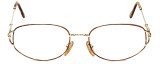 Mariah Designer Eyeglasses Mariah in Tortoise 58mm :: Rx Bi-Focal