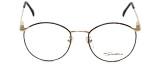 Calabria Designer Eyeglasses Seb-730 in Tortoise 53mm :: Rx Bi-Focal