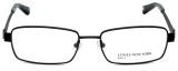 Jones New York Designer Eyeglasses J340 in Black 53mm :: Rx Bi-Focal