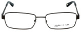 Jones New York Designer Eyeglasses J340 in Gunmetal 56mm :: Rx Bi-Focal