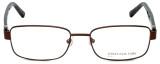Jones New York Designer Eyeglasses J346 in Brown 56mm :: Rx Bi-Focal