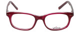 Whims Designer Eyeglasses TR5885AK in Berry 50mm :: Rx Bi-Focal