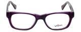 Whims Designer Eyeglasses TRO9141AK in Purple 50mm :: Rx Bi-Focal