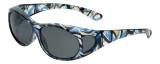 Calabria P2866POL-JP2 Polarized FitOver Sunglasses Medium Size