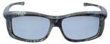 Jonathan Paul® Fitovers Eyewear X-Large Yamba Kryptek in Neptune & Grey