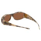 Jonathan Paul® Fitovers Eyewear Medium Element Kryptek in Highlander & Amber