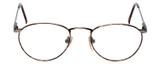 Guess Prescription Eyeglass GU346 DA/AS 51mm Gloss Tortoise/Gunmetal Custom Lens