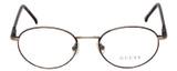 Guess Prescription Eyeglasses GU372-B TO/AS 51mm Tortoise/Gunmetal Custom Lens