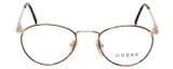 Guess Designer Reading Eye Glasses in Demi Havana Tortoise/Gold GU346 DA/YG 49mm