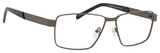 Dale Earnhardt, Jr Designer Eyeglasses 6816-Dale Jr in Satin Gunmetal 60 mm Progressive