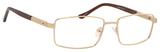 Dale Earnhardt, Jr Designer Eyeglasses-Dale Jr 6818 in Gold 57mm Progressive