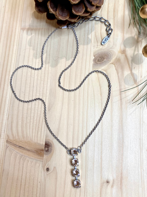 Champagne Ruthie Necklace