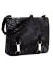 NORB Messenger bag in black kryptek camo pattern