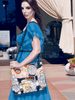 NORB (No Ordinary Range Bag) Floral Limited Edition fabric street style image