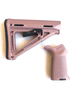 Magpul Stock and Grip MOE Set Rosegold