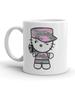 Camo Kitty Mug Front