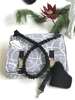 NORB Grey swirls with holster and short handle accessory