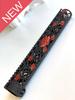 NEW Slim Series Rose Vine Design Rail with Black and Red 2 Color Cerakote Finish Option