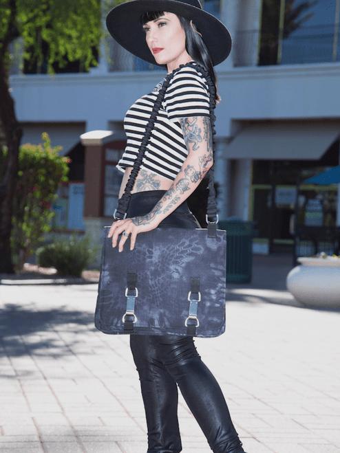 NORB Kryptek Messenger bag street style image