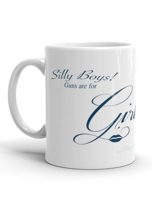 Silly Boys 15oz Mega Mug