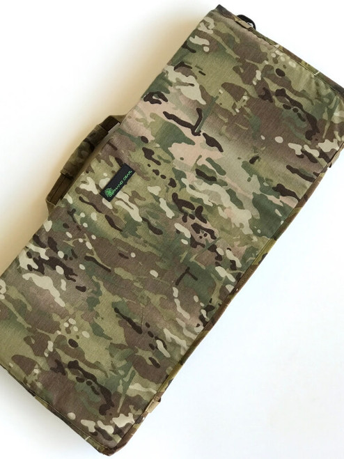 NORM (No Ordinary Range Mat) in Multicam fabric closed front