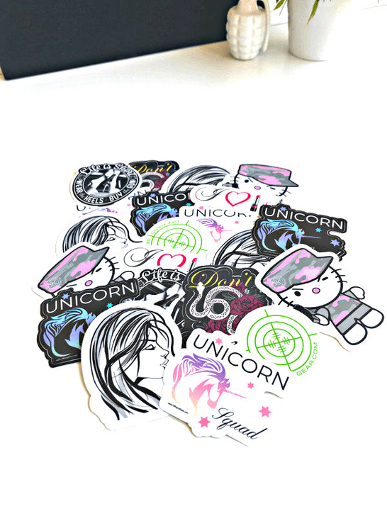 OffHand Gear Sticker Colleciton