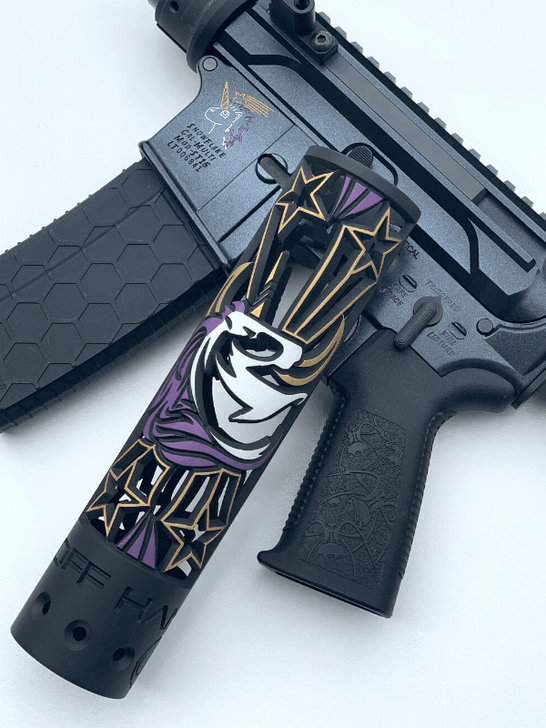 "7"" Version Hand Guard - All Designs"