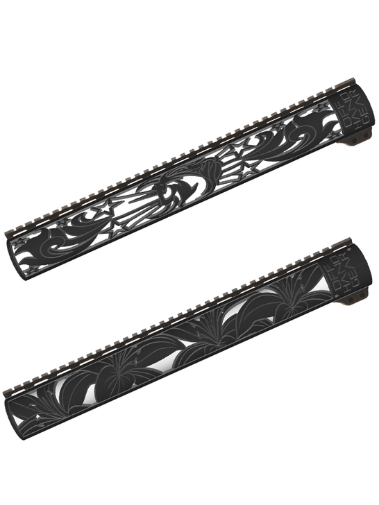Special Order Slim Unicorn and Lilly Hand Guard Rails