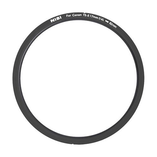 NiSi 82mm Filter Adapter Ring for NiSi Q and S5/S6 Holder for Canon TS-E 17mm