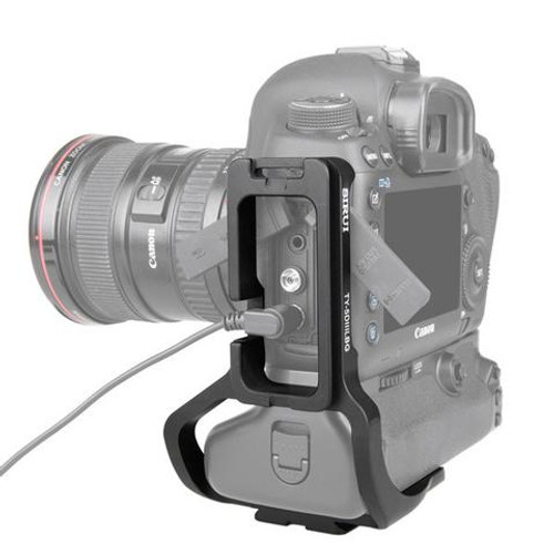 Sirui TY-5DIIILBG L-Bracket For Canon 5D Mark III/5Ds R/5Ds with Battery Grip