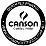 Canson Certified Printer logo