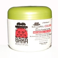 Baka Natural-Colors Henna