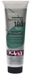 Formula 103 Facial Hair Removal Cream Mild- Temporarily Unavailable