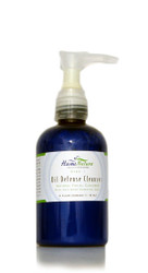 HumiNature Oil Defense Face Cleanser