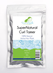 SuperNatural Curl Tamer Herbal Hair Mask