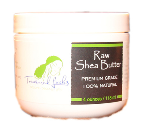 Treasured Locks Raw Shea Butter