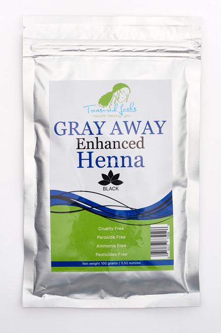 Treasured Locks Gray Away Enhanced Henna