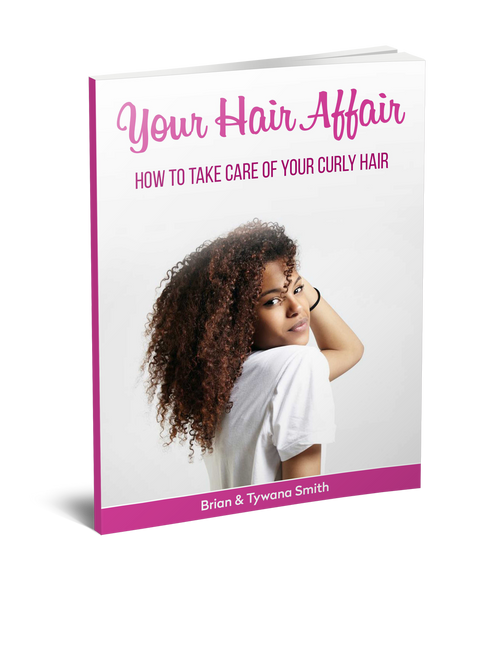 Your Hair Affair- How to Take Care of Your Curly Hair eBook
